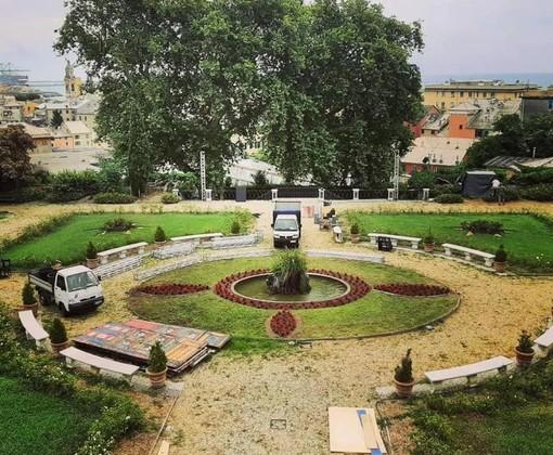 'Un flauto magico' di Lele Luzzati in scena nel Parco Storico di Villa Duchessa a Voltri (FOTO)