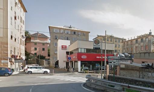 Multedo, arriva il semaforo in via dei Reggio