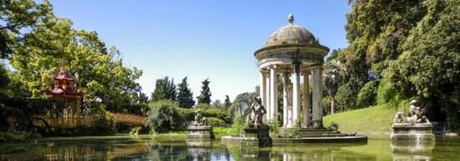 Villa Durazzo Pallavicini apre all'estate con 'Il parco en plein air'