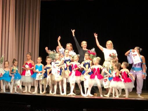 Young ballet di Rapallo: nuovi masterclass e successi. A settembre la sede di Genova