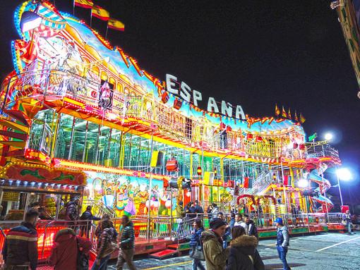 A dicembre si accendono le luci del Winter Park alla Foce