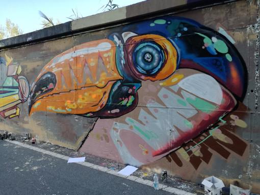 """""""Il cuore sul muro"""", romanzo di Marco Vallarino sulla street art, l'amicizia, l'amore, arriva a Genova"""