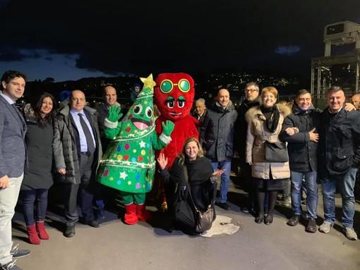 """Entra nel vivo """"Christmas4Kids"""": grande affluenza a Rapallo per gli eventi natalizi"""