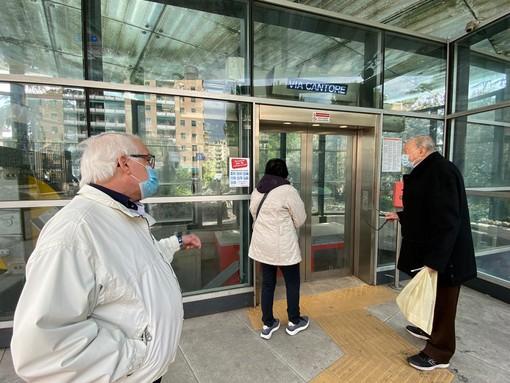 Dopo due anni torna a funzionare l'ascensore di Villa Scassi a Sampierdarena (VIDEO)