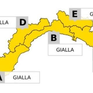 Allerta meteo gialla: le disposizioni del Centro operativo comunale per domani