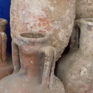 La leggenda dell'anfora di terracotta di Alassio e della catena maledetta