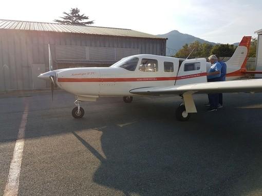 Nuovi piloti spiccano il volo con l'Aeroclub di Genova