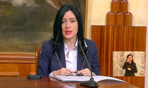 La ministra Azzolina in Liguria al tavolo regionale per la ripresa