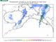 Meteo: precipitazioni intense nell'entroterra genovese di levante