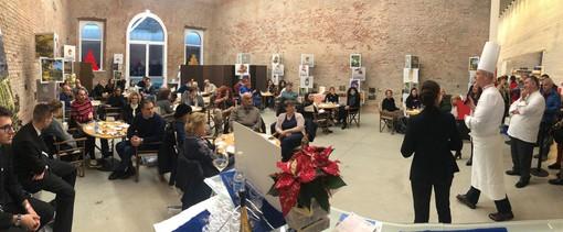 Con l'Asti DOCG il Natale diventa Glamour: la Denominazione conquista i milanesi, in un evento all'insegna della solidarietà