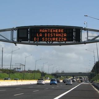Osservatorio del traffico Anas, a luglio aumentato del 10%, +7% nel nord Italia