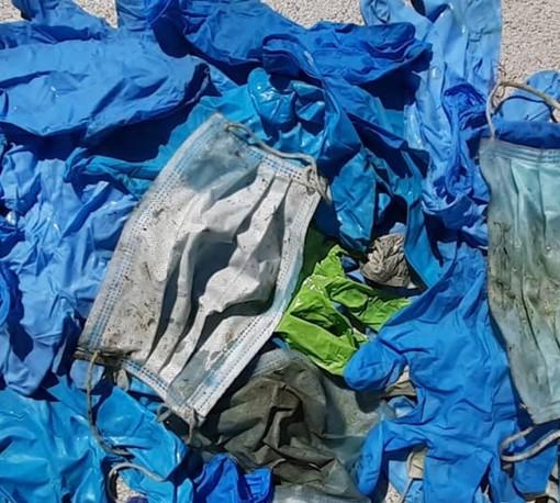 Task force a tutela dell'ambiente per sanzionare gli abbandoni di mascherine e rifiuti ingombranti