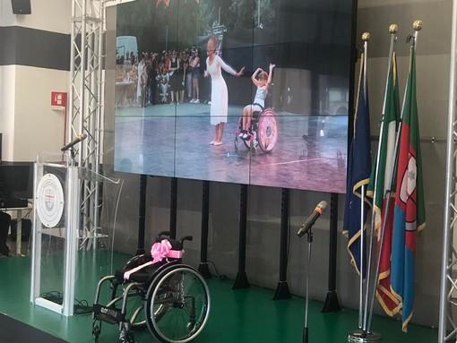 Consegnati gli ausili sportivi agli atleti paralimpici grazie ad un finanziamento di 40.000 euro