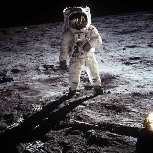 52 anni fa la missione spaziale sulla Luna