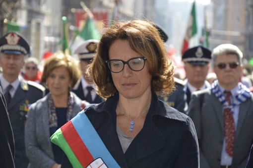 Assessore Ilaria Cavo
