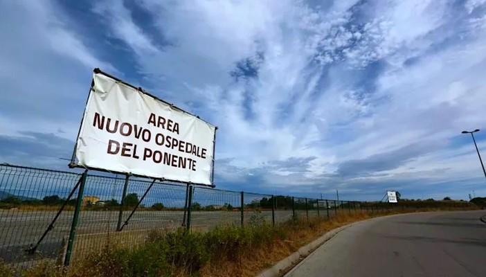 """Ospedale Erzelli, Il Pd: """"Toti conferma che l'area non è stata acquistata dalla Regione"""", Rossetti: """"La risposta mi inquieta: l'ospedale si farà veramente e quando?"""""""