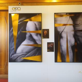 """Banca Carige apre le porte per la mostra """"Oro Nudo"""""""