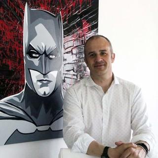 """Silvestro Catelli: """"Con la mia passione per l'arte e #BASECOGALLERY vorrei trasmettere emozioni e bellezza"""""""