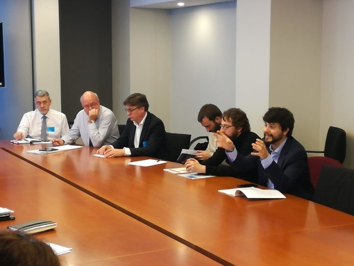 Benifei ha incontrato le regioni partner CLIPPER, progetto per l'economia del mare di cui fa parte anche il Distretto Ligure delle Tecnologie Marine