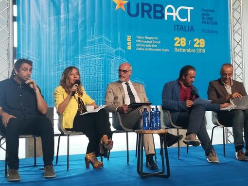 Genova protagonista al Festival delle Buone Pratiche di Urbact in corso a Bari
