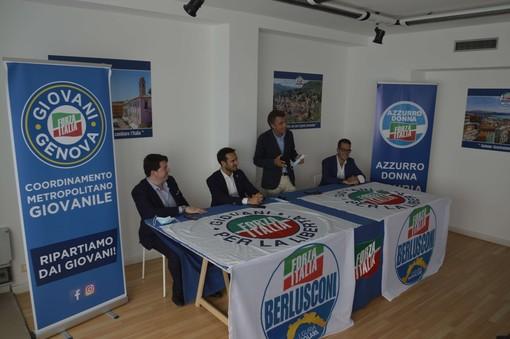 """Carlo Bagnasco: """"Forza Italia riparte con entusiasmo in Liguria dai territori"""" (FOTO e VIDEO)"""