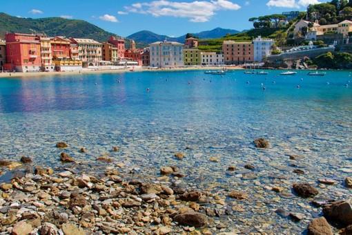 La migliore spiaggia d'Italia? E' la 'Baia del Silenzio' di Sestri Levante secondo i dati di Google Maps