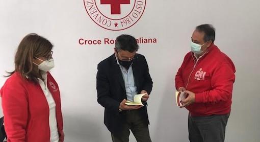 """Giornata Mondiale Croce Rossa, Brunetto (Lega): """"Prezioso il lavoro fatto sul nostro territorio"""""""