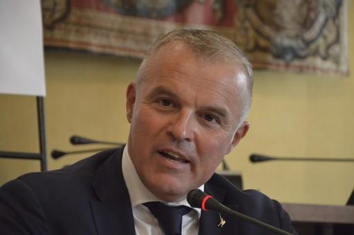Andrea Benveduti, assessore regionale allo Sviluppo economico