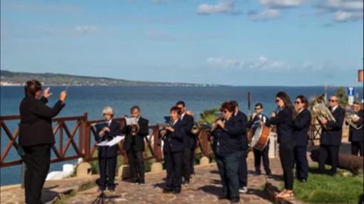 Gemellaggio tra Genova, Calasetta e Carloforte, il VIDEO della Filarmonica Pegliese