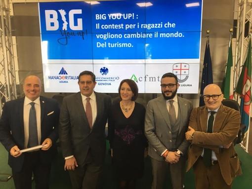 """Parte """"Big you up!"""", la sfida per i giovani che vogliono rivoluzionare il mondo del turismo, in Liguria e in Italia (VIDEO)"""