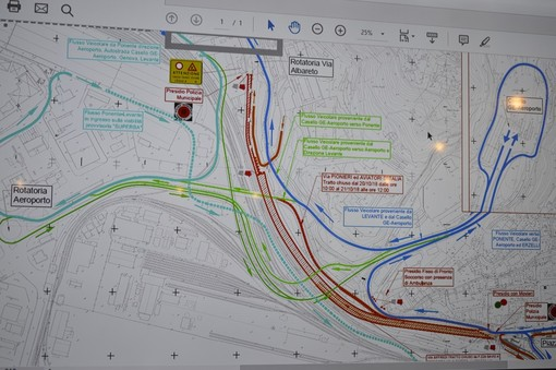 Chiusura di via Siffredi: tutti i dettagli sulla viabilità cittadina