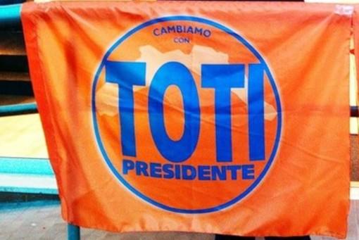 """Cambiamo!: """"Sansa avvicina Toti a Mussolini, il centrosinistra prenda le distanze"""""""
