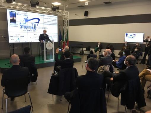 Ai Magazzini del Cotone arriva Shipping 4.0, due giorni dedicati all'innovazione e alla blue economy (VIDEO)