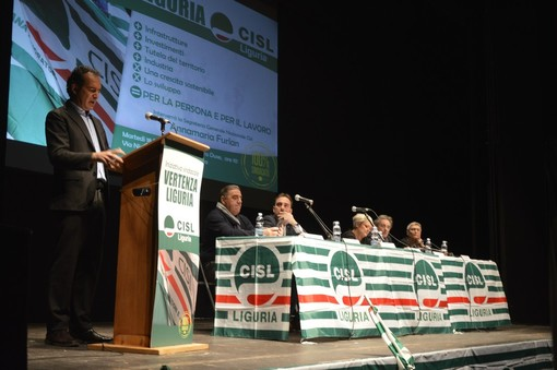 """Cisl Liguria: """"Aumenta disoccupazione nella nostra regione, subito incentivi"""""""