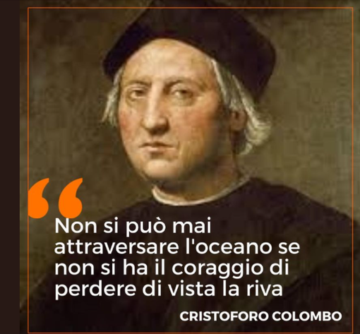 12 ottobre 1492: si celebra la scoperta dell'America grazie al coraggio del navigatore genovese Cristoforo Colombo