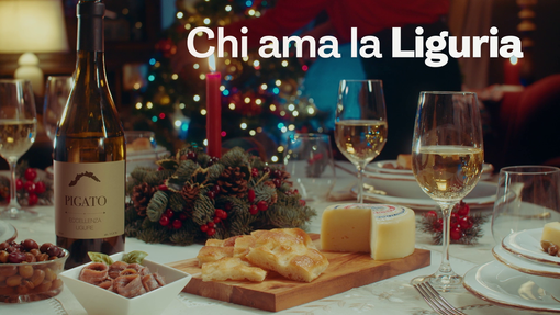 """""""Chi ama la Liguria la porta a tavola, anche a Natale"""", la nuova campagna #lamialiguria per rilanciare i prodotti locali  (VIDEO)"""