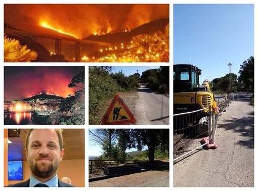 Monte Moro e Sant'Ilario avranno una rete antincendio