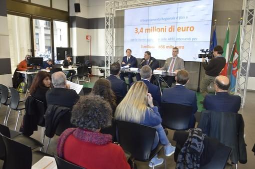 Al via la ristrutturazione per quasi 200 alloggi popolari in 47 Comuni liguri (VIDEO)