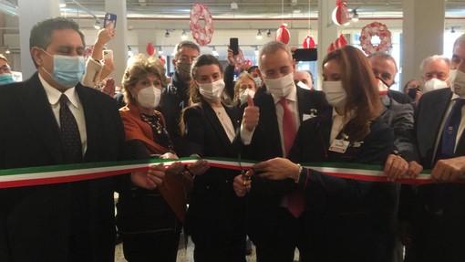 Esselunga apre a Genova: inaugurato il supermercato in via Piave (VIDEO e FOTO)