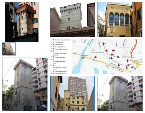 Tour delle torri di Sampierdarena per dimostrare la nobiltà e la grande storia di cultura e architettura della zona (FOTO)