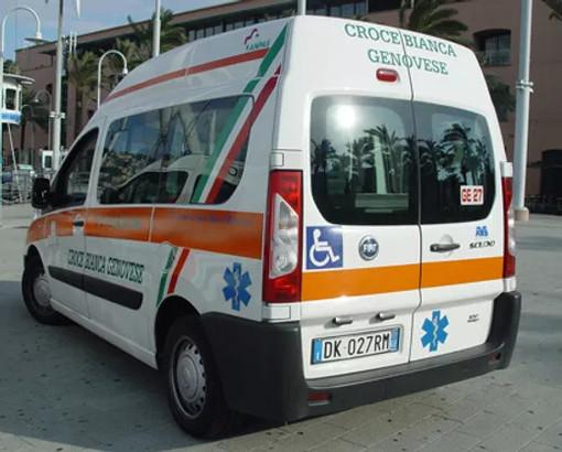 Croce Bianca genovese: servizio gratuito di consegna a domicilio dei farmaci
