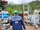 Sito gestione rifiuti nel savonese sequestrato dai carabinieri del NOE di Genova