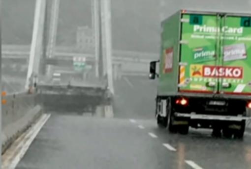 Crollo ponte: risarcite 1125 imprese di autotrasportatori