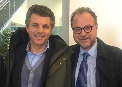 """Calo Bagnasco: """"rande soddisfazione per la nomina a sottosegretario di Giorgio Mulè"""""""