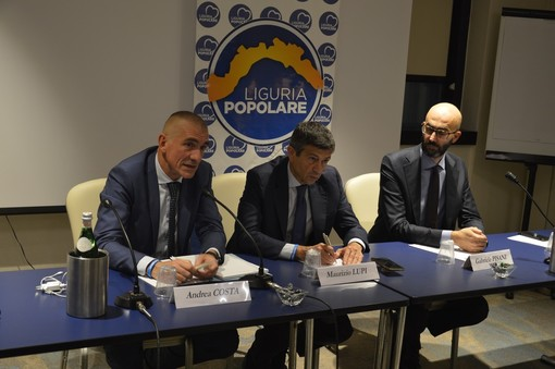 Liguria Popolare chiama a raccolta il centrodestra moderato con la convention di domenica a Genova