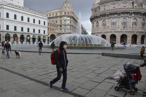 Mascherine: a Genova sono obbligatorie. Respinto il ricorso al Tar Liguria