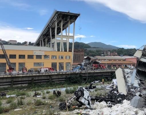 """Crollo ponte, Brencich: """"Non potevamo chiuderlo"""""""