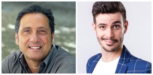 Mario Tozzi e Lorenzo Baglioni