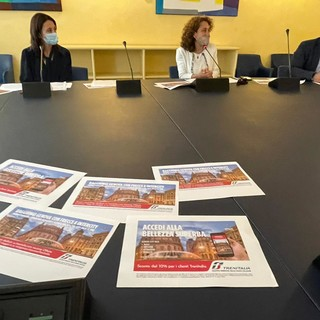 Turismo sostenibile: Comune di Genova e Trenitalia insieme per la promozione turistica del capoluogo ligure (VIDEO)