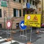 Maranini scrive al Comune per chiedere lumi su tre cantieri stradali di Genova [FOTO]